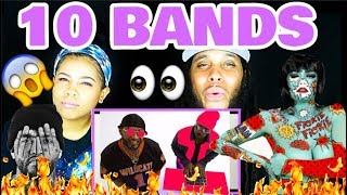 Joyner Lucas ft. Timbaland - 10 Bands (ADHD) (REACTION)