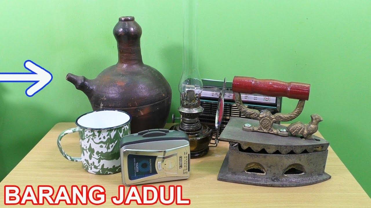 Download 7 BARANG JADUL BIKIN KANGEN MASA LALU (NOSTALGIA)
