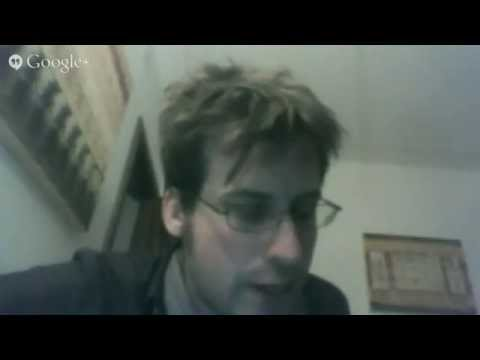 #FIBEREDUP Interview w/ Harry Halpin of the World Wide Web Consortium (W3C)