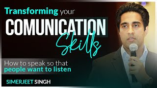 Developing your Tone of Voice, Interpersonal Effectiveness & Communication Skills | #AskSJS ENGLISH