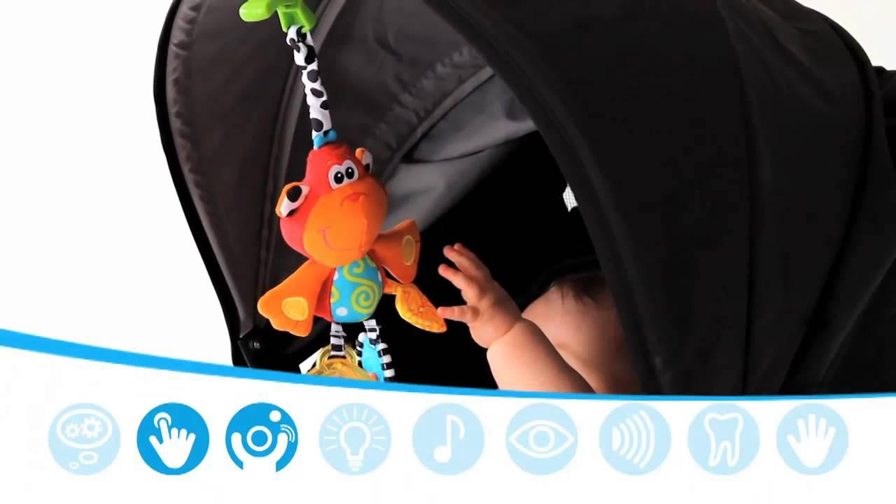 Playgro dingly danglys kinderwagen spielzeug youtube
