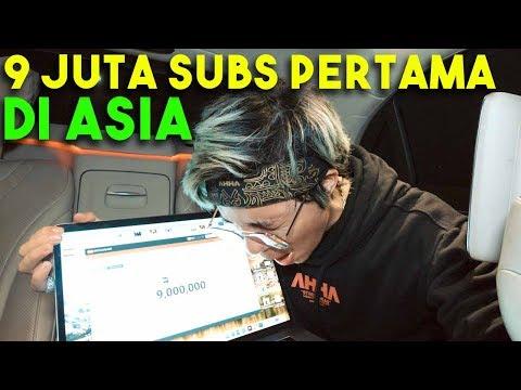 DETIK-DETIK 9 JUTA SUBS PERTAMA DI ASIA TENGGARA!!