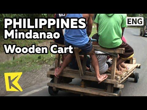 【K】Philippines Travel-Mindanao[필리핀 여행-민다나오]카가얀데오로, 나무수레 싸리톨/Cagayan de Oro/Wooden Cart/House