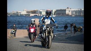 Покатушки на мотоцикле - suzuki gsx-r 600
