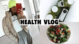 HEALTH + WELLNESS VLOG: new tips + things I've been loving/working on