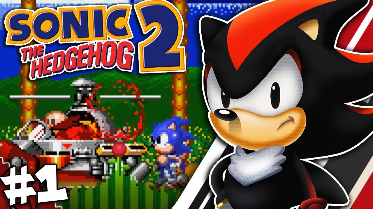 Shadow Plays Sonic The Hedgehog: Extreme 2 Part 1 - GOTTA GO FAST!!
