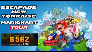 SEITENSPRUNG NEUE YORKAISE EINE 6600 POINT ALL STARS Mario Kart Tour