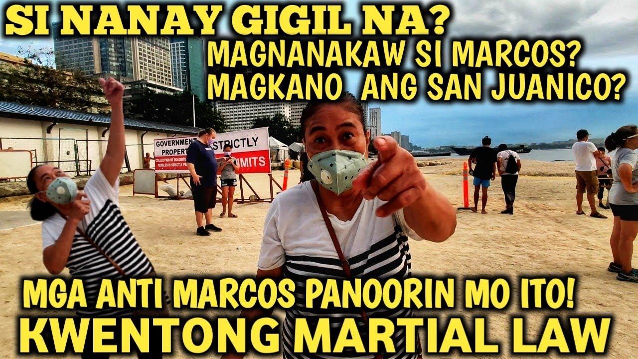 Download PANOORIN NYO TO! NANAY KWINENTO ANG KARANASAN NILA NUNG MARTIAL LAW! LASENGGO SINUSUNDO NG SUNDALO?