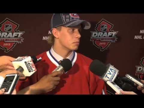 Repêchage 2013 / 2013 NHL Entry Draft: Jacob De La Rose