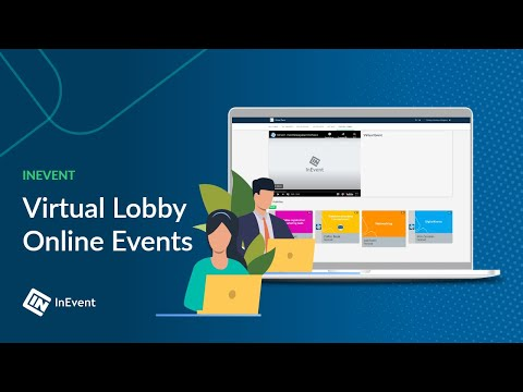 Virtual Lobby: Build Online Events - InEvent