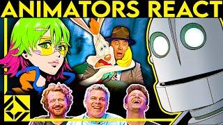 Animators React to Bąd & Great Cartoons 5