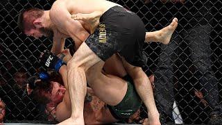 Massenschlägerei bei MMA-Kampf in Las Vegas