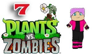 ч.07 Растения против Зомби с кошкой - Танцульки с зомби