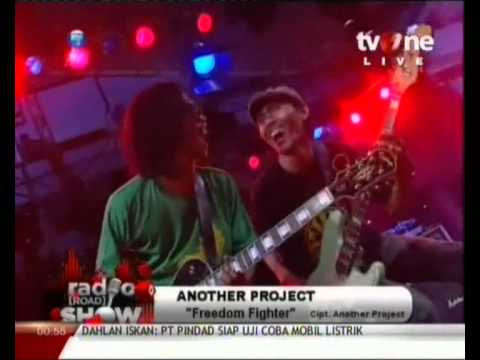 ANOTHER PROJECT - Freedom Fighter Song @RadioShow_tvOne