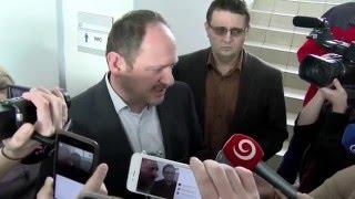 Priamy prenos: Vyjadrenie Zsolta Simona k vstupu strany Most-Híd do vlády