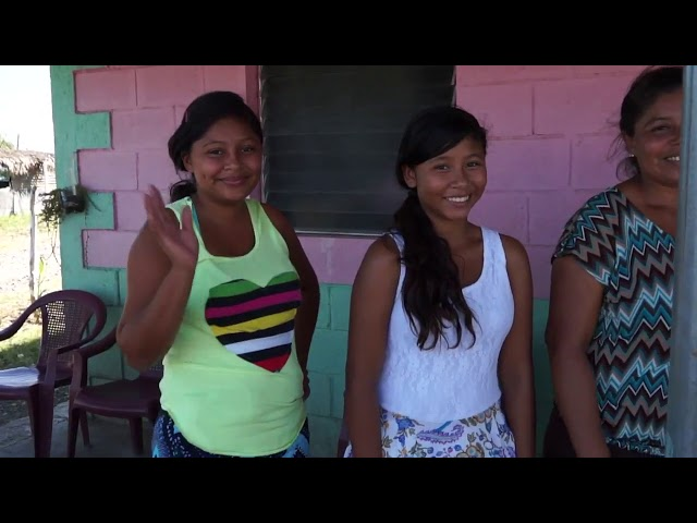 Dani Johnson in Jiquilillo, Nicaragua 2017