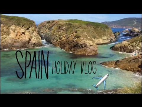 Galicia, Spain Travel Vlog - Magda Grobien