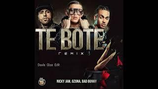 Te Bote Remix - Nicky Jam, Bad Bunny, Ozuna (without Casper, Nio Garcia, Darell)