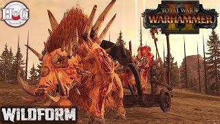 Wildform - Total War Warhammer 2 - Online Battle 229
