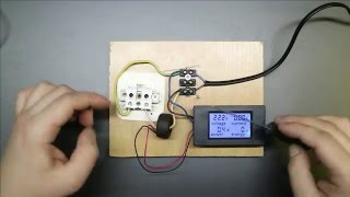 ES#2 Цифровой измеритель мощности, монитор питания 100А 220V