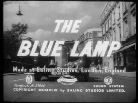 the blue lamp intro jack warner