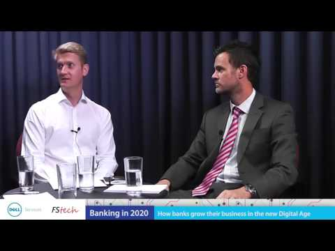 Banking 2020,Lloyds & Metro Bank Discuss How Banks will grow their business