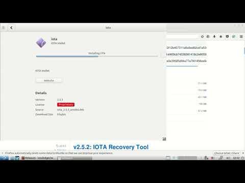 How to Install IOTA in Linux (Lubuntu)