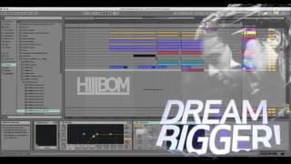 Axwell & Ingrosso - DREAM BIGGER [Hillbom Remake] Mp3