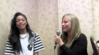 Kaelynn Harris from 8 Flavahz Interview at World of Dance San Diego