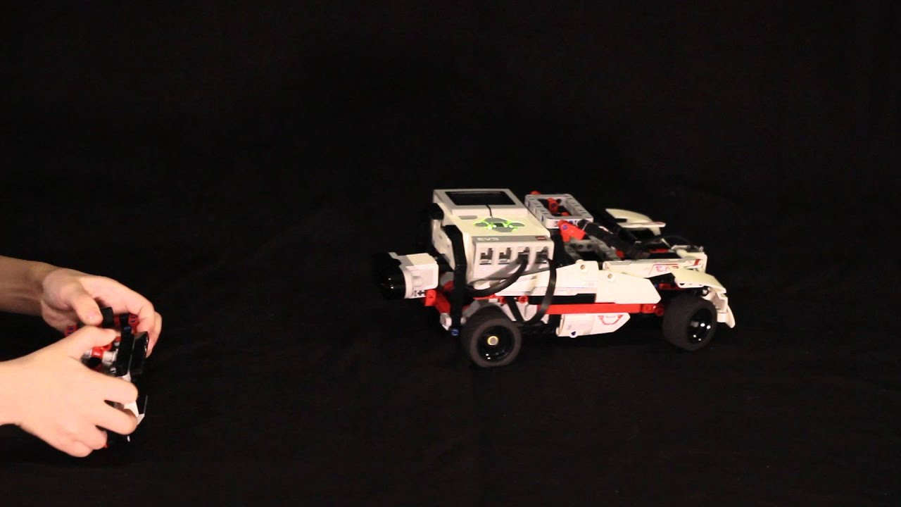 Робот-машина Mindstorm LEGO