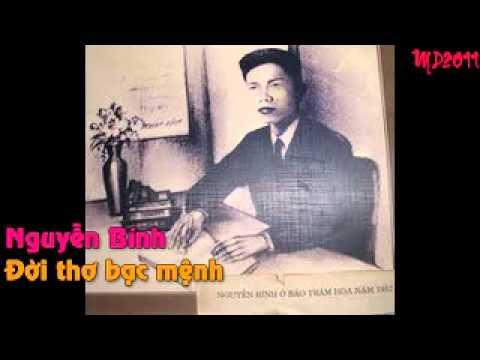 Nguyễn Bính - Đời thơ bạc mệnh