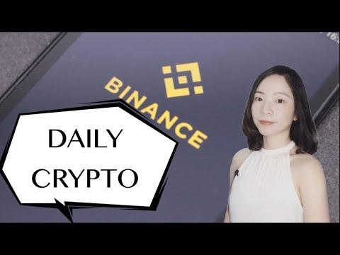 Binance's expansion into Korea   New Bitcoin Wallet   Nanjing $1 billion blockchain fund