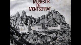 Cor De Monjos I Escolans Del Monestir De Montserrat - Cant Gregorià - Selecció - EP 1964
