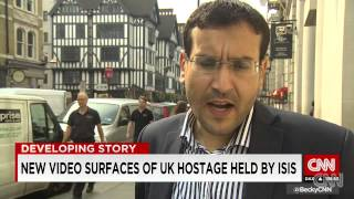 Appeals for ISIS Hostage