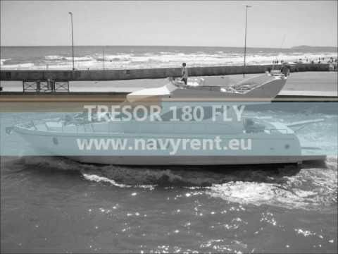 Navy Rent - Tresor 180 Fly in Charter