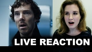 Sherlock Season 4 Trailer Reaction