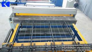 3-6mm Road Construction Wire Mesh Roll Welding Machine With 2400mm Width