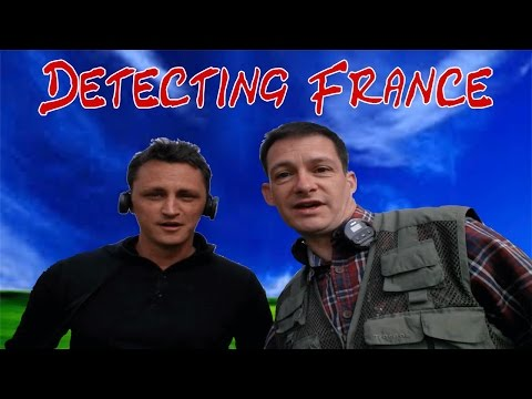 Metal Detecting France: The Nazi Occupied Farm