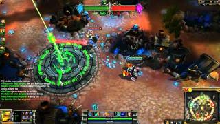 JesterCraft(tm) - League of Legends Dominion