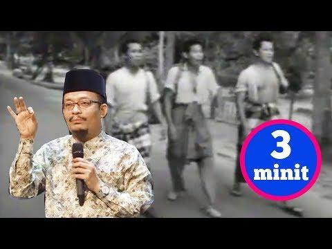 Rahsia Pendekar Bujang Lapok (Ceramah 3 Minit) - Ustaz Kazim Elias