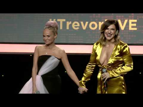 Kristin Chenoweth & Shoshana Bean - For Good (LIVE at TrevorLIVE LA 2017)