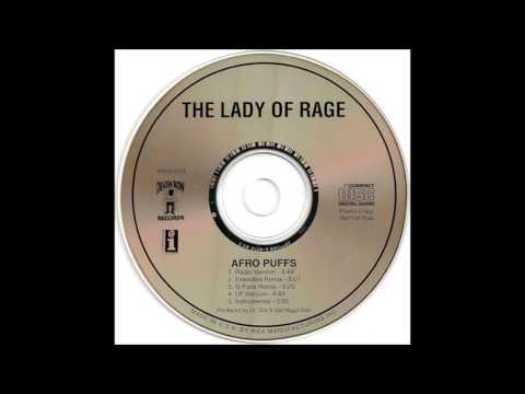 Lady Of Rage - Afro Puffs (Instrumental)