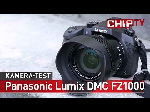 Panasonic Lumix DMC-FZ1000 - Praxis-Check deutsch | CHIP
