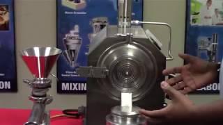 Mikro® LPM-2 Laboratory Pin Mill