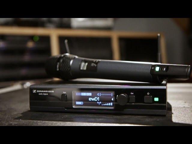 Sennheiser ME 2-II Omnidirectional Lavalier Microphone (Black) – WeDunk :  บริษัท ดัง จำกัด