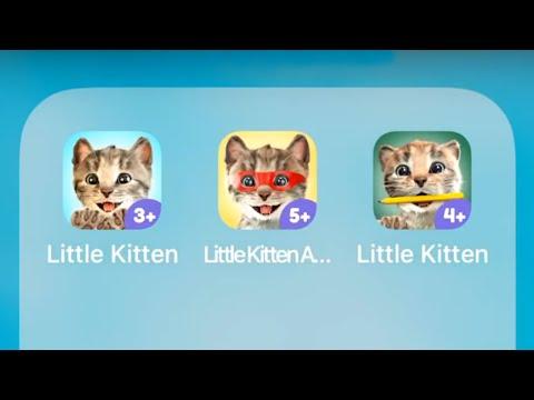 Little Kitten My Favorite cat,Little Kitten Adventures,Little Kitten & Friends