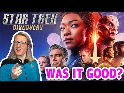 Star Trek Discovery Season 2 Review | Faith of the Heart