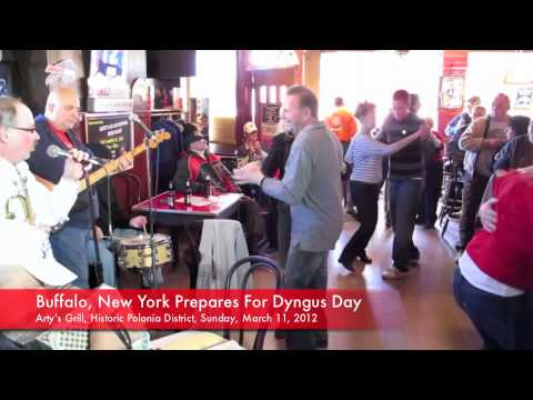 Buffalo Prepares for Dyngus Day at Arty's Grill, Historic Polonia
