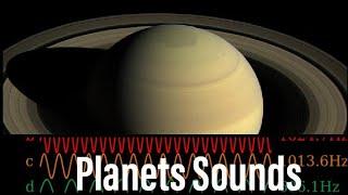 சனிகோளில் கேட்கும் நரகத்தின்(Sound) சத்தம் | sounds of planets