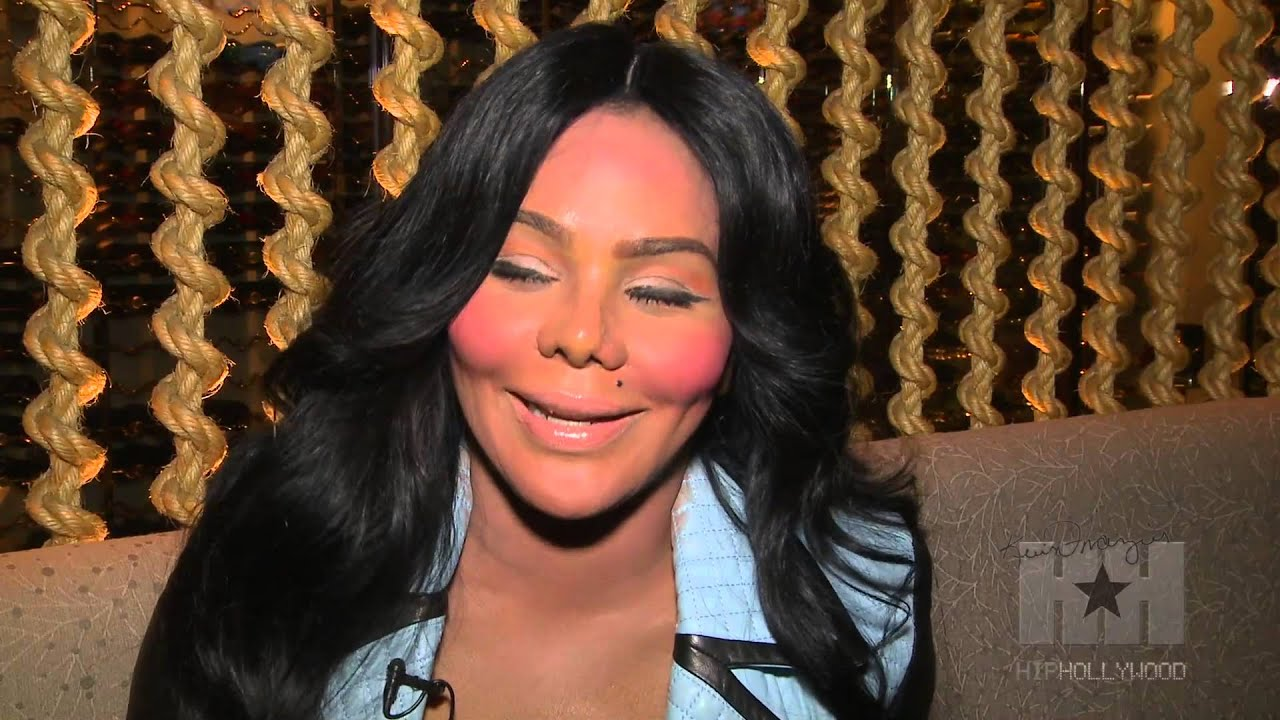 Lil Kim Says Biggie Helps Her Be A Better Mother HipHollywood
